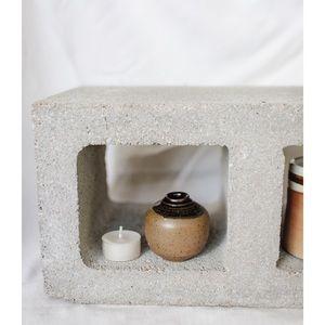 Handmade small vase